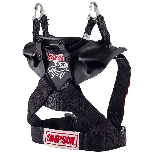 Simpson Hybrid Youth Sport Head Restraints